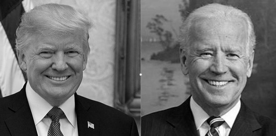 President+Donald+Trump+and+former+Vice+President+Joe+Biden