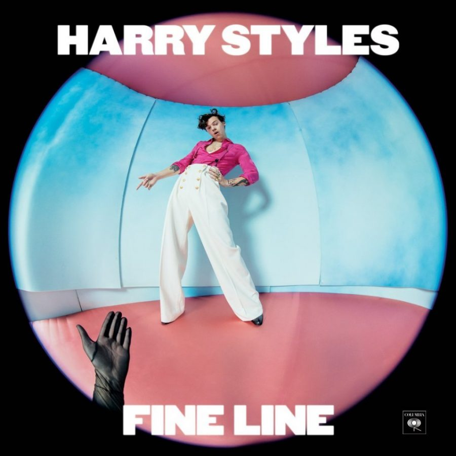 Harry+Styles+is+a+cultural+reset+and+his+album+Fine+Line+is+nothing+short+of+spectacular.