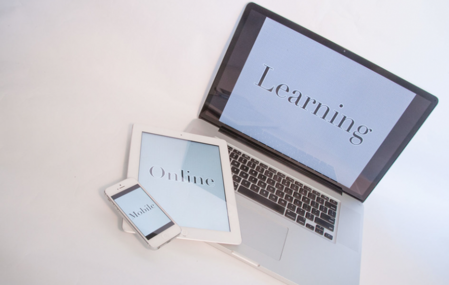 Students+and+teachers+share+tips+for+online+learning+success