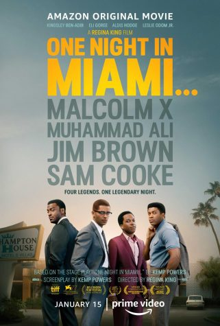 One Night in Miami: The Story of Four Men and Their Fight for Equality