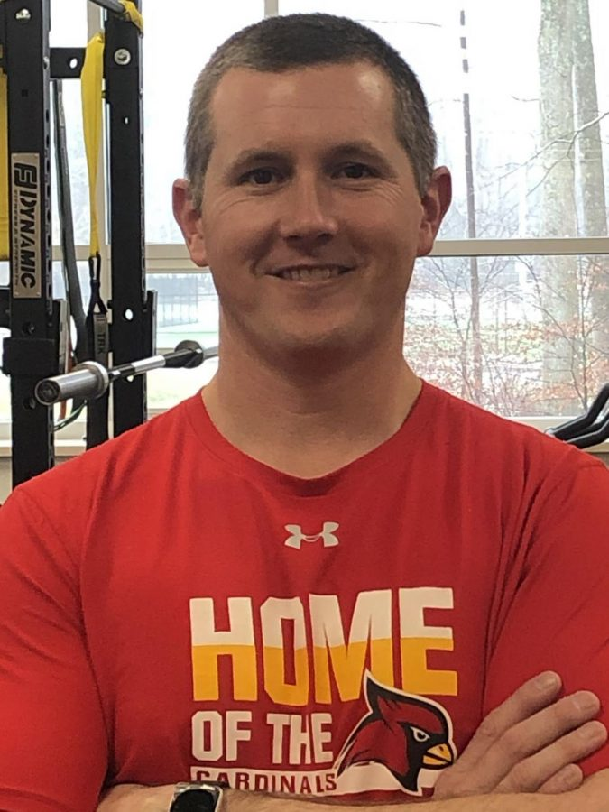 Coach Todd Sommerville