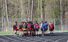 The boys soccer team.