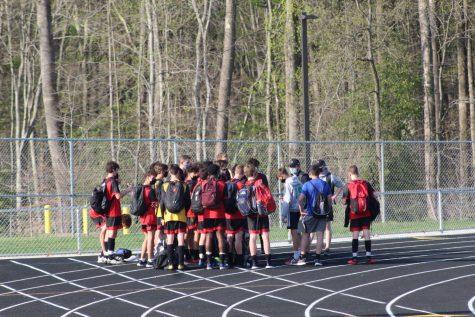 Crofton High Schools JV boys soccer team beats Southern 5-0