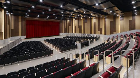 Performing Arts Begin in-person Rehearsals