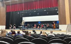 Crofton High's String Orchestra