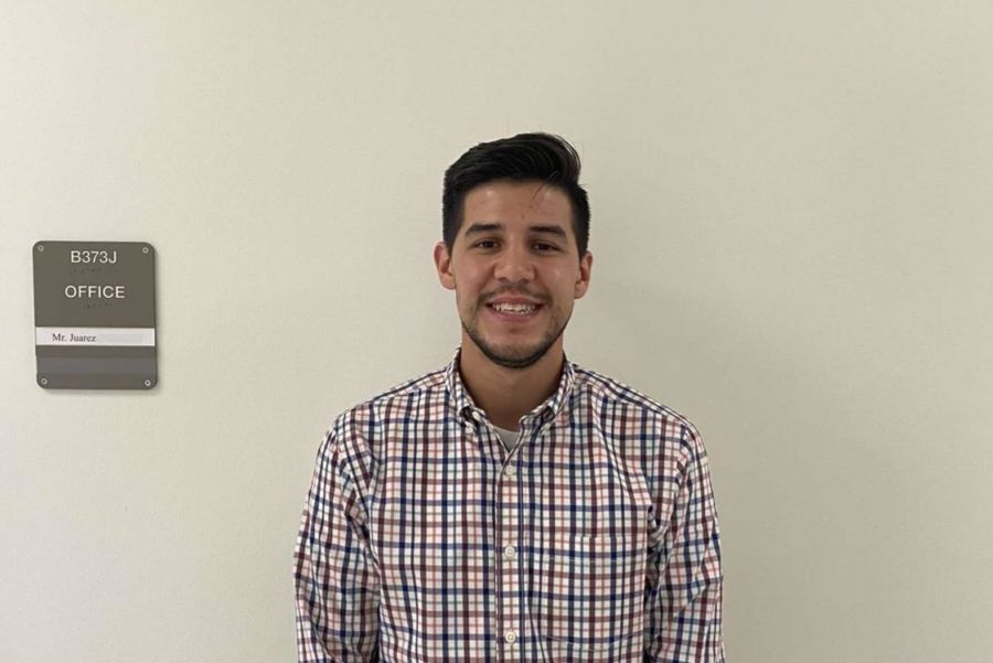 Staff Feature: The New and Invigorating School Counselor Mr. Justyn Juarez