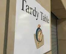Tardy Table Frustrates Students