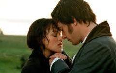 Kiera Knightley played Elizabeth Bennet and Matthew Macfadyen played Fitzwilliam Darcy in Focus Features 2005 Pride and Prejudice.